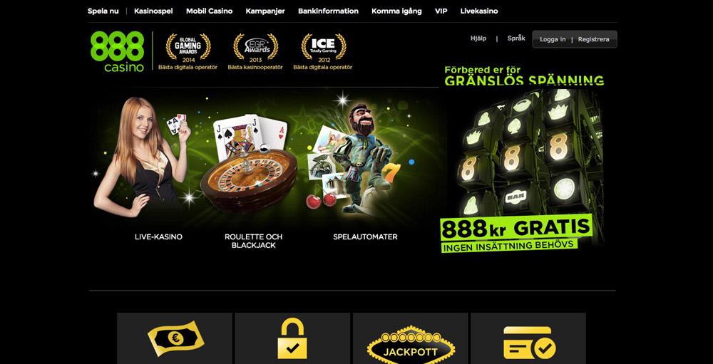 Påskspecial på 888 Casino